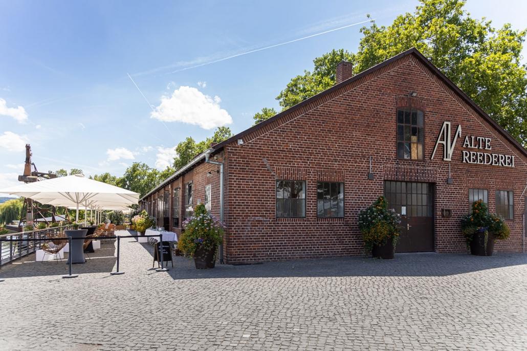 Die alte Reederei Heilbronn, Eventlocation und mehr